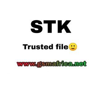 STK FLASH FILE