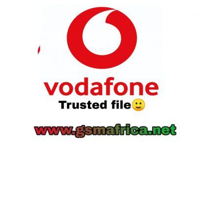 Vodafone firmware