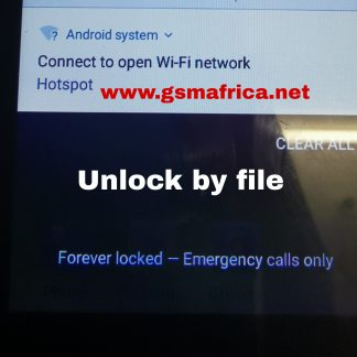 Mobicel Rio SS Forever Locked UNLOCK BY FILE