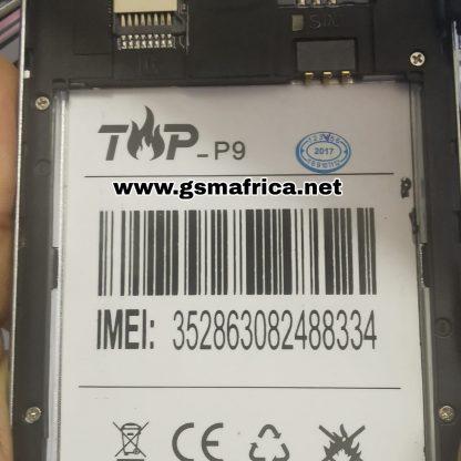 M HORSE TOP P9 Firmware SPD 6.0 SC7731GEA