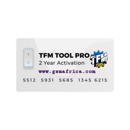 TFM Tool Pro 2 Year Activation