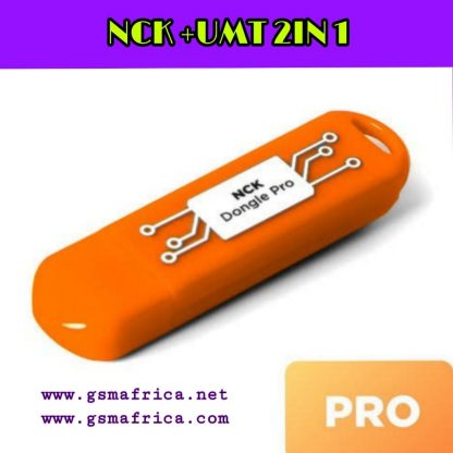 NCK PRO+UMT PRO DONGLE 2IN1