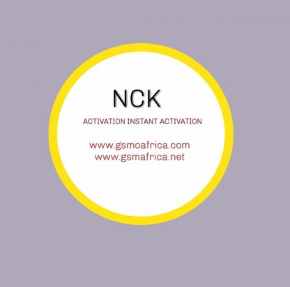 NCK (Box/Dongle) Activation instant