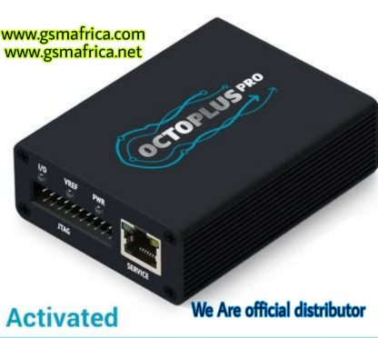 Octoplus Pro Box (Activated for Samsung + eMMCJTAG) Available Price R2700